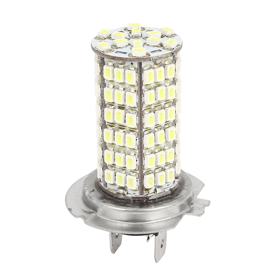 Car White LED 120 SMD 3528 Bulbs H7 Fog Daytime Light Lamp