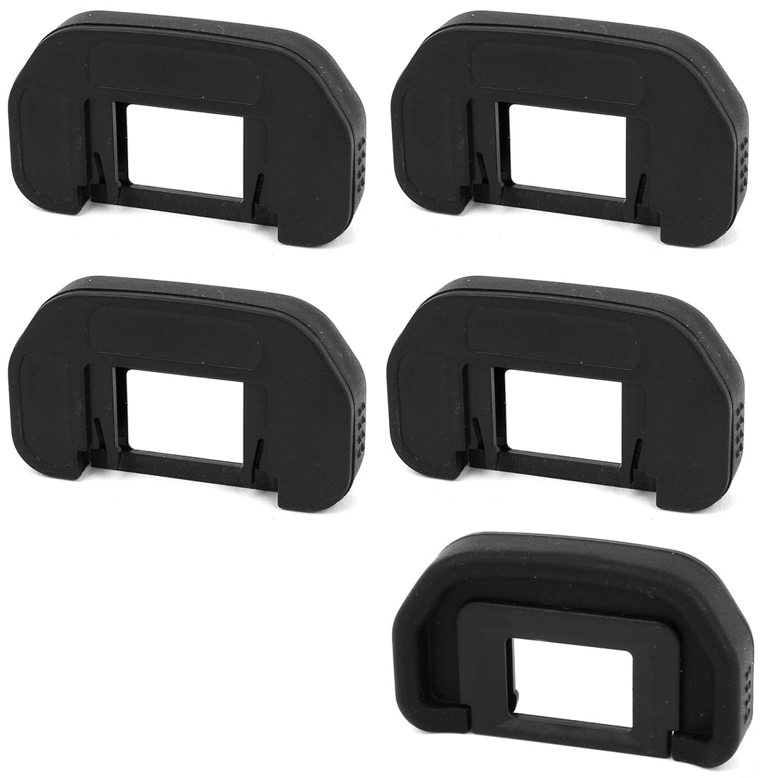 5pcs Eyepiece Eye Cup EB for Canon EOS 10D 20D 30D 40D 50D DSLR Digital Camera