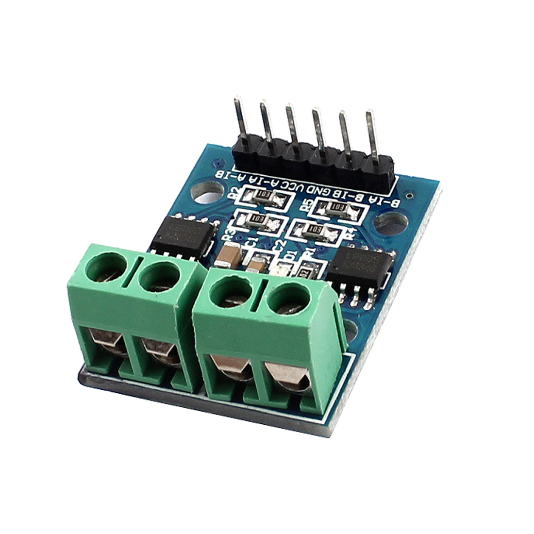 L9110 L9110S H-bridge Dual-Channel DC Stepper Motor Driver Controller Board Module DC 2.5-12V