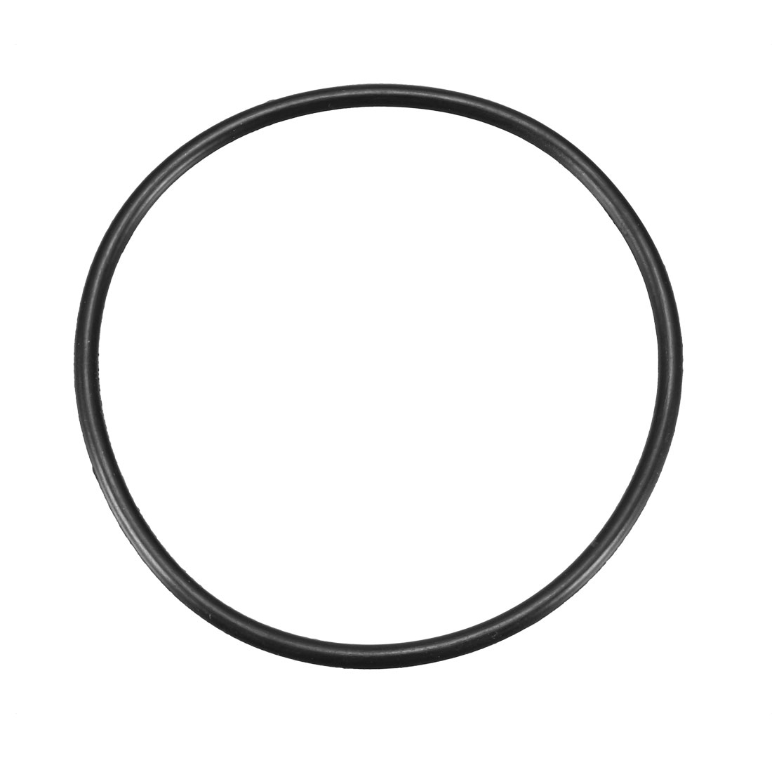20 Pcs Black Rubber 80mm x 74mm Oil Seal O Rings Gaskets Washers