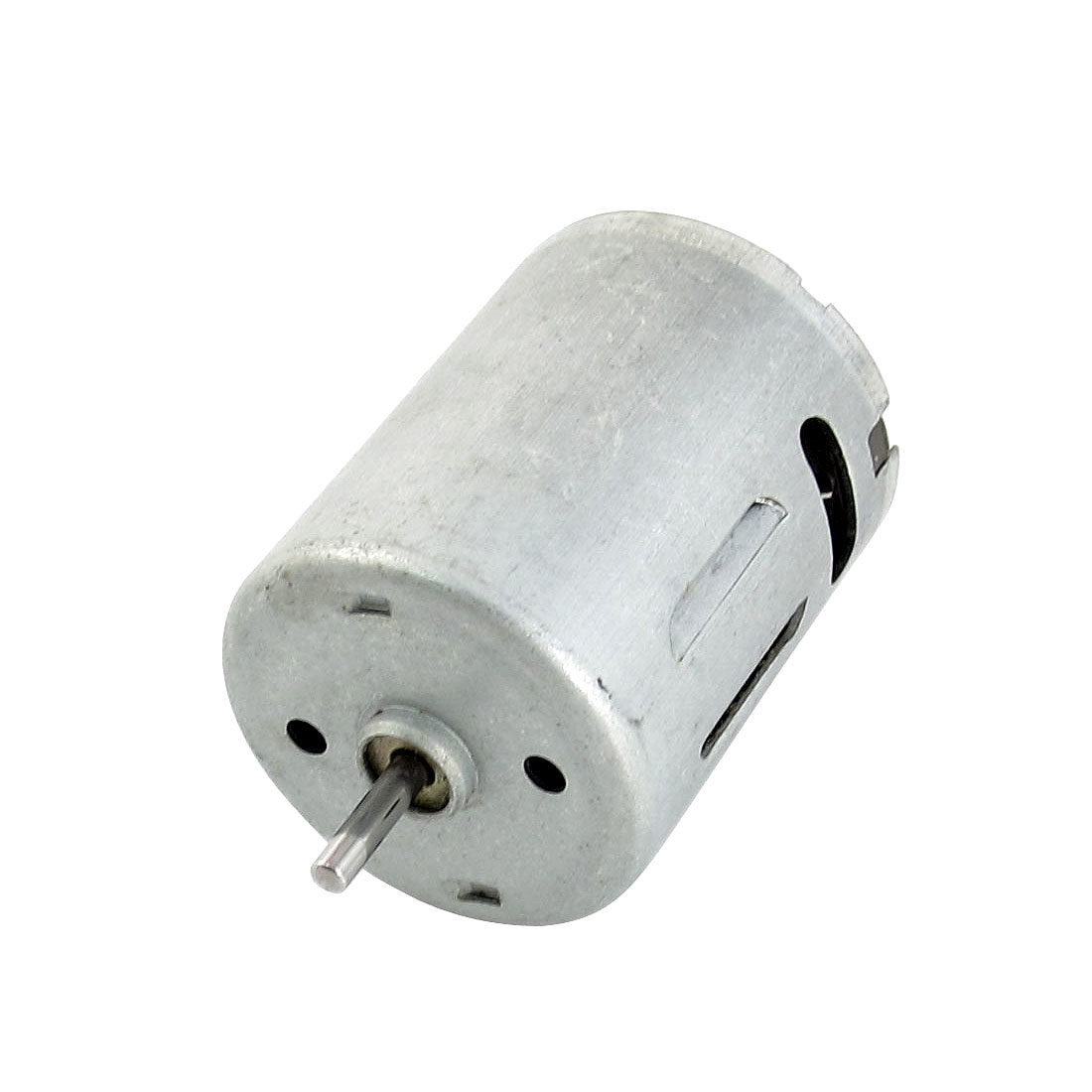 DC6V 2mm Shaft 2Pin 2250 r/min Rotary Speed Output Cylinder Magnet Electric Motor GA25-370