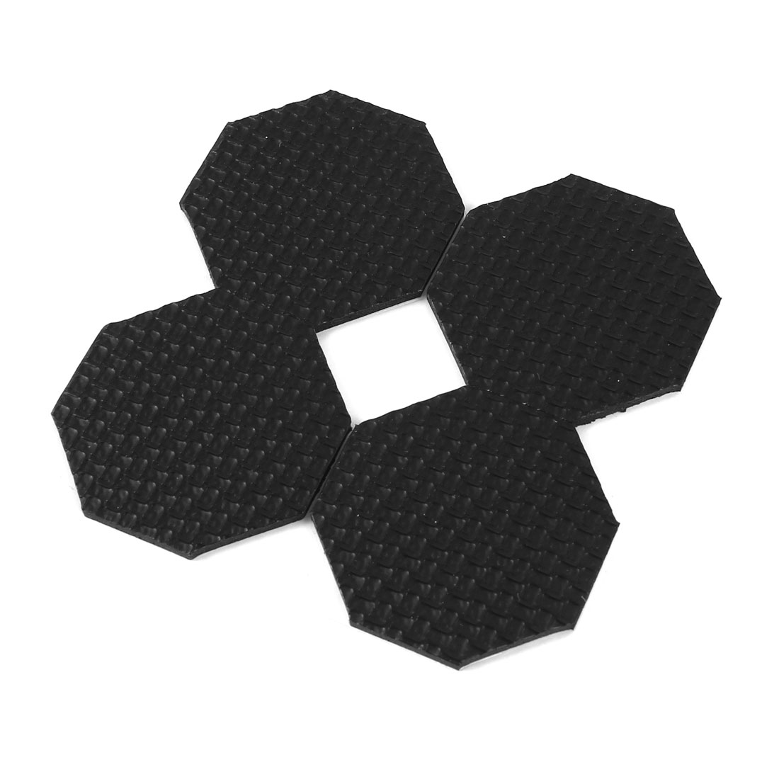 4 Pcs Octagon Anti Skid Furniture Self Adhesive Protection Pads Protector