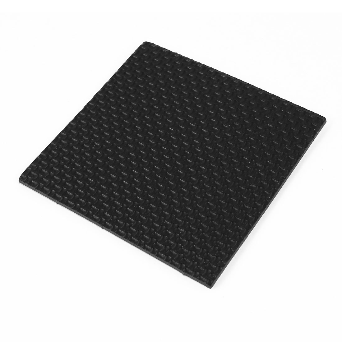 "Anti Skid Self Adhesive Square Furniture Protection Mat 3.5"" Width"