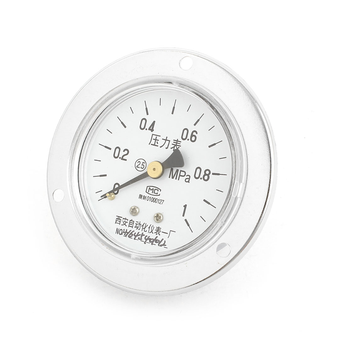 13mm Male Thread Universal Water Air Vacuum Pressure Meter Gauge 0-1MPa 60mm