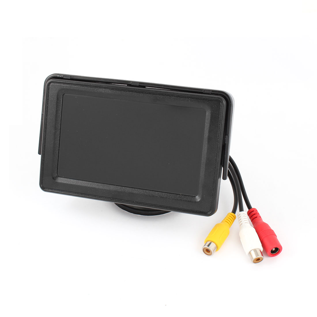 "4.3"" Widescreen 2 RCA Female 1 Male SocketDVD Video LCD Monitor for Car"