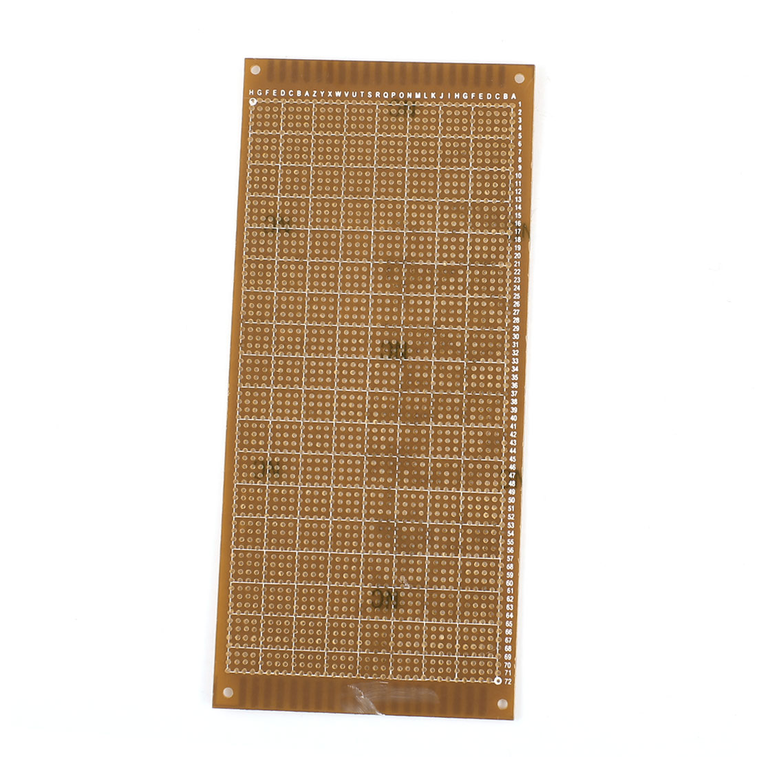 Single Side Prototyping Tester Matrix PCB Circuit Board 9.5cm x 20.5cm
