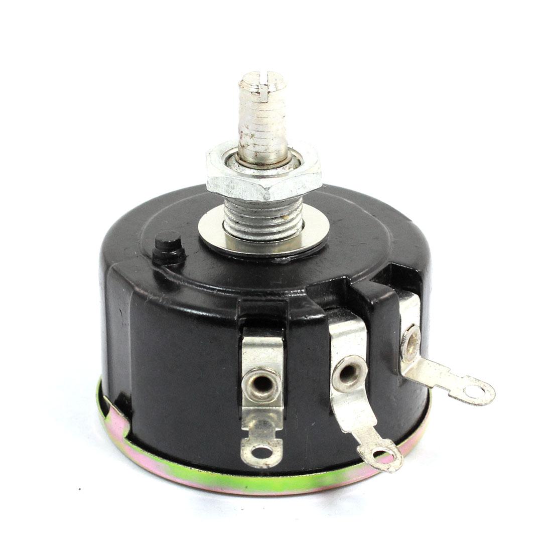 Full Size 47K Ohm 5W 5Watt Wire Wound Potentiometer Pot 42mm Body Diameter