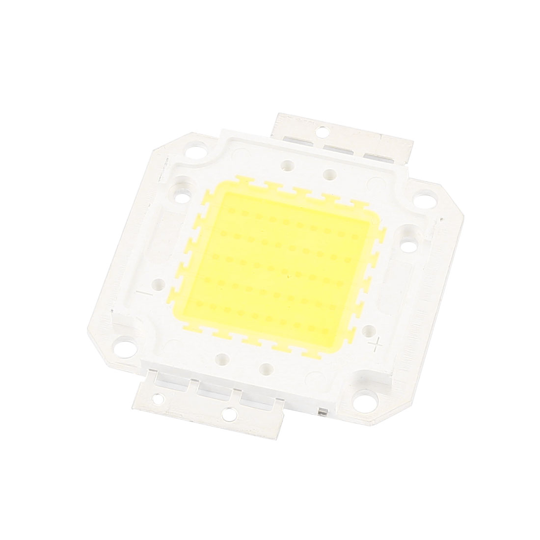 Square Shape White Light Lamp SMD COB LED Module Chip DC 30-36V 50W