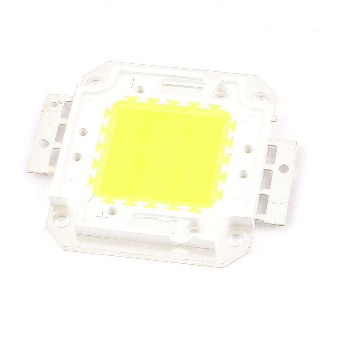 Square Shape White Light Lamp SMD COB LED Module Chip DC 30-36V 20W