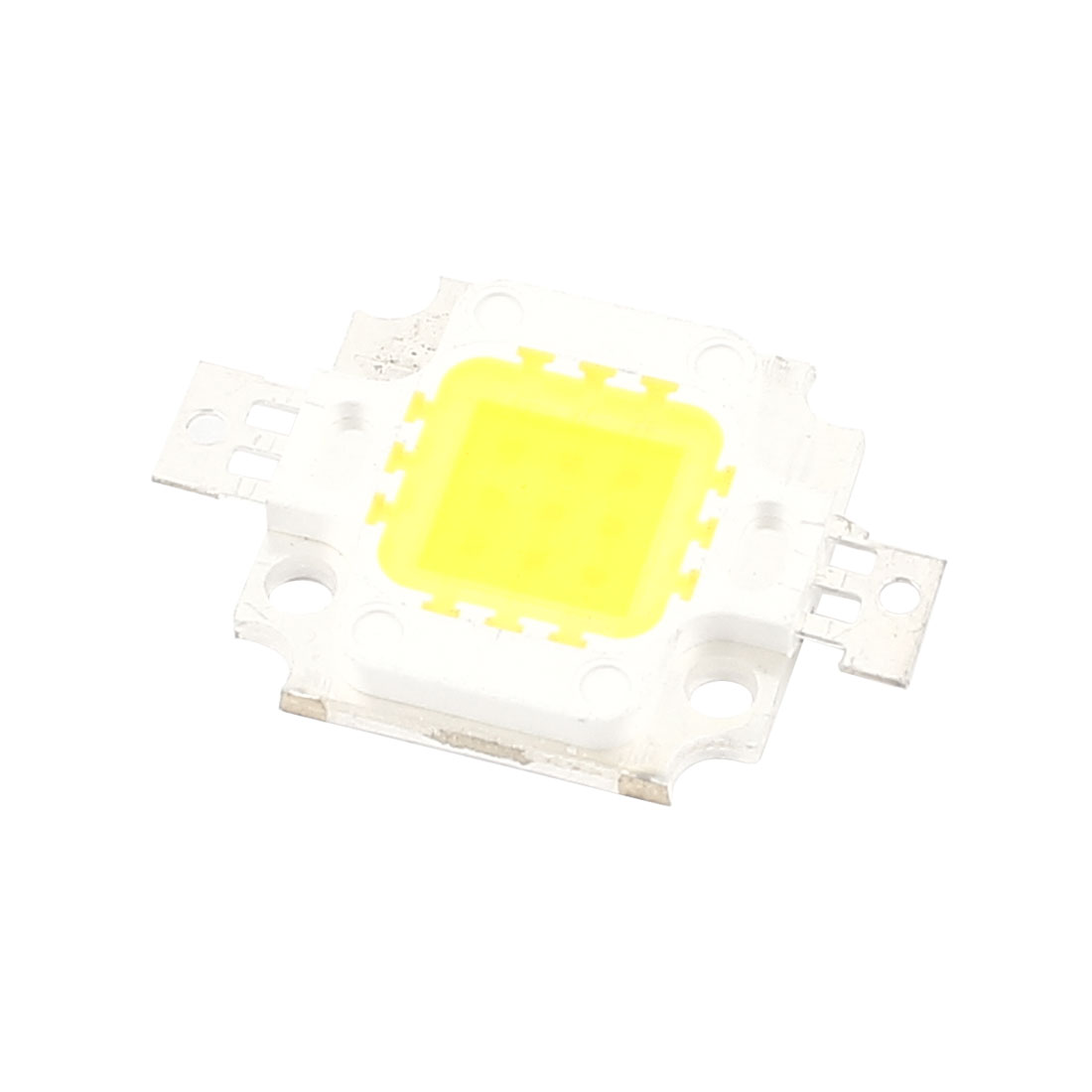 Square Shape White Light Lamp SMD COB LED Module Chip DC 10-12V 10W