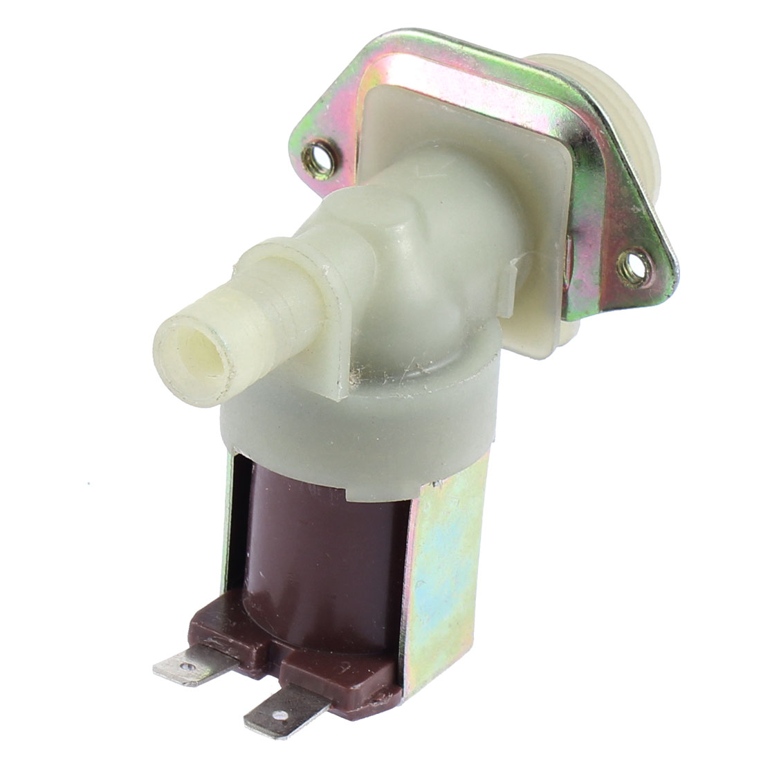 Home Washing Machine Water Inlet Solenoid Valve 180 Degree AC 220-240V 50/60Hz