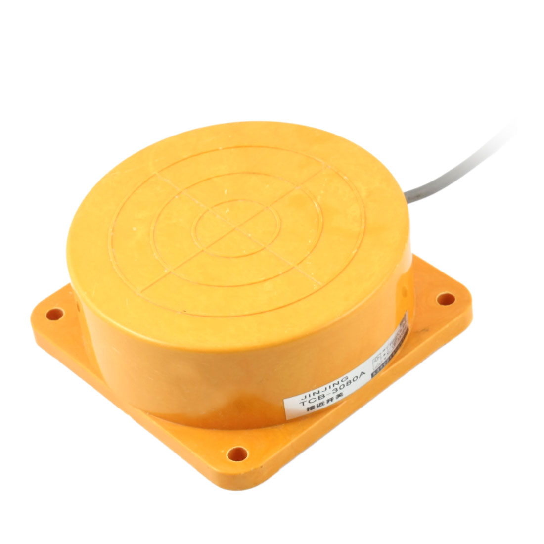 TCB-3080A Cylinder NPN 80mm Inductive Proximity Sensor Switch DC 10-36V