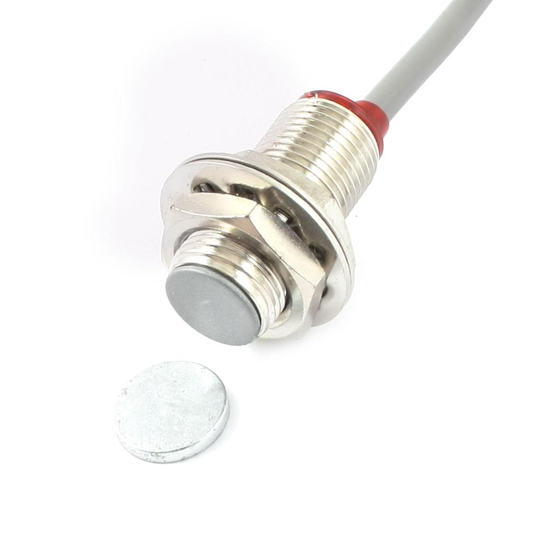 NJK-5002A 10mm Approach Hall Proximity Sensor Switch + Magnet DC 6-36V