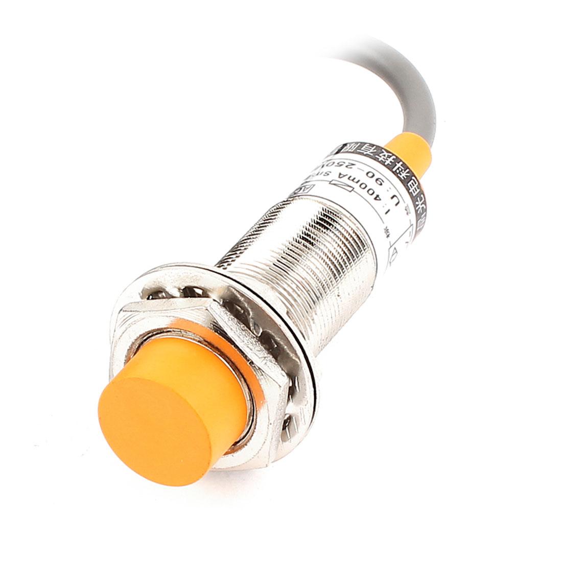 LJ18A3-8-J/EZ NO 8mm Detection Distance Inductive Sensor Proximity Switch