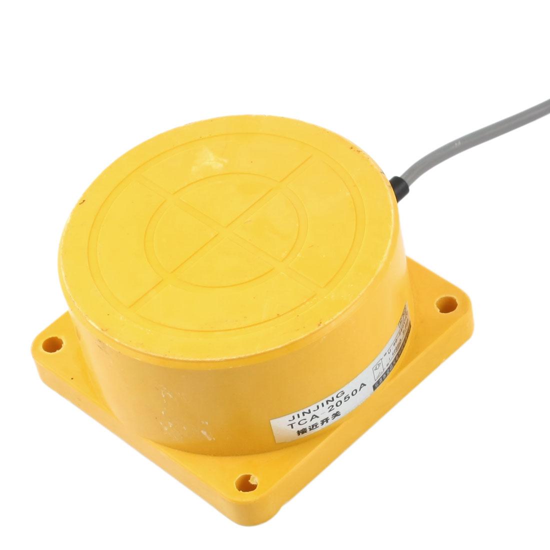 TCA-2050A 50mm Approach Inductive Sensor Proximity Switch AC 90-250V