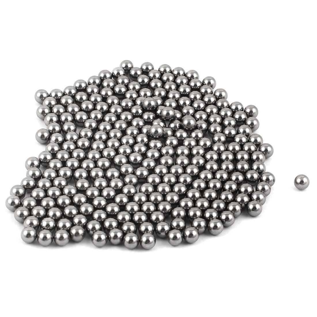 220 Pcs 6mm Diameter Steel Ball Bearings Bicycle Replacement Parts