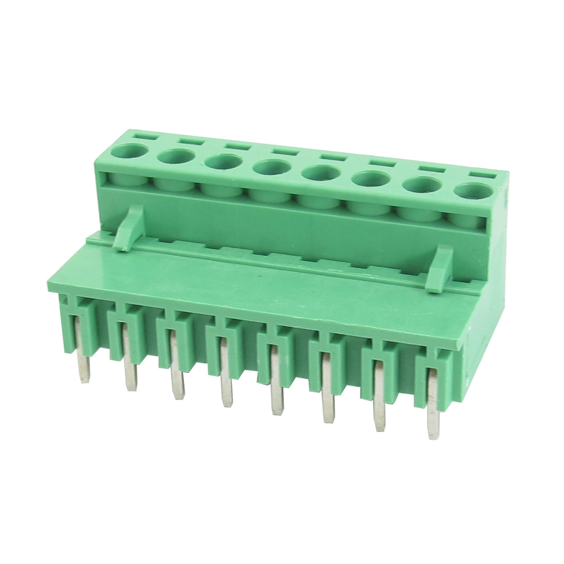PCB Pluggable Universal Terminal Block Connector 8P 8-Way AC 300V 16A