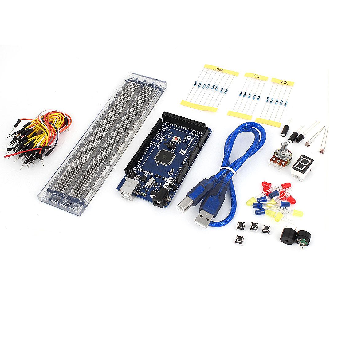 DIY Mega 2560 R3 Development Board Starter Basic Kit for Arduino