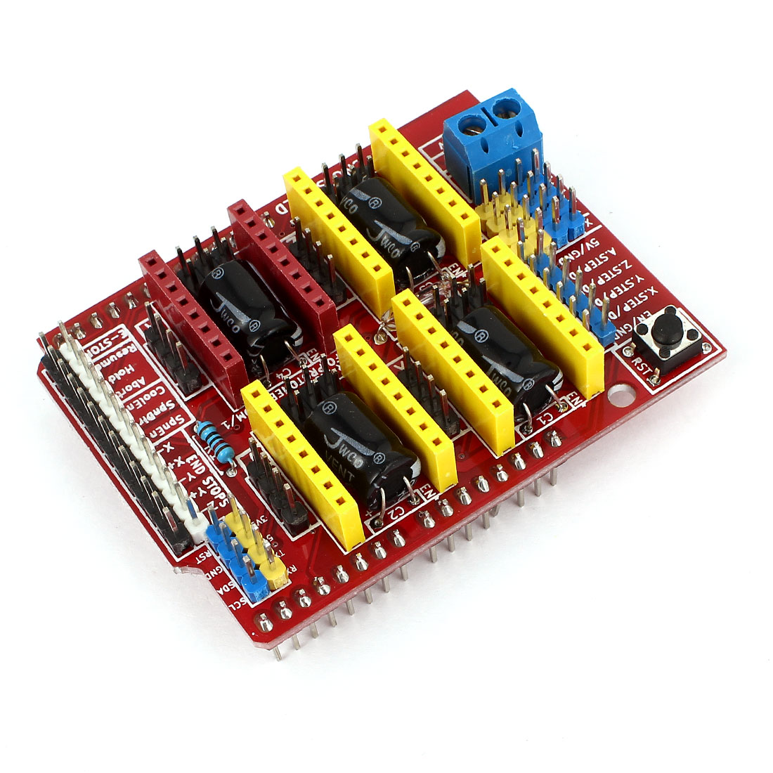 CNC Shield A4988 Driver Expansion Board for Arduino V3 Engraver 3D Printer