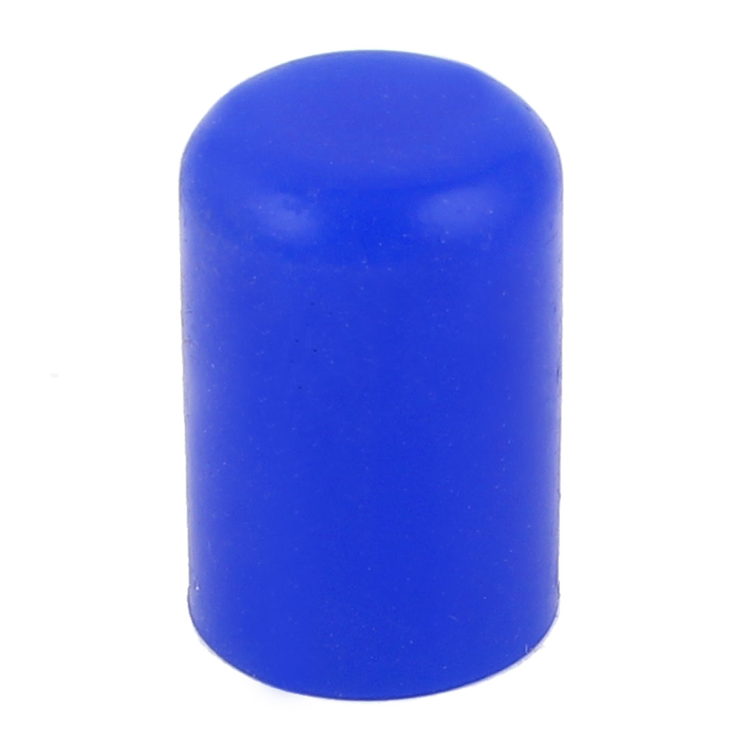 35mm Long Blue Silicone Hose End Blanking Caps Cap Off Bung Finisher Pipe