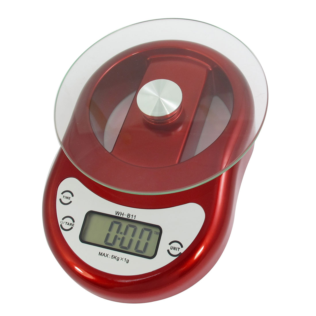 5Kg x 1g Kitchen Digital Electronic Weight Scale Kg oz lb g Red
