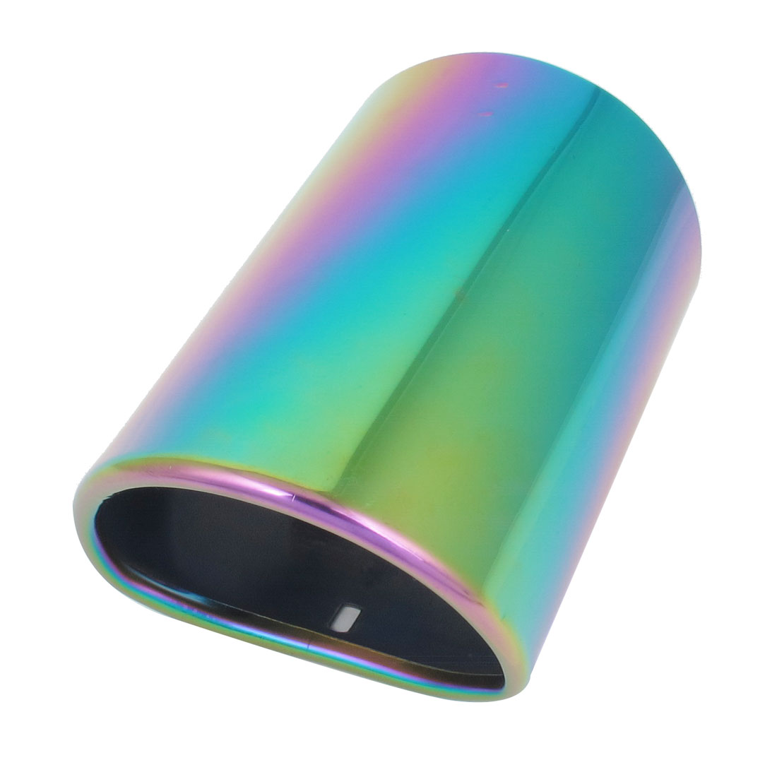 95mm Inlet Dia Colorful Stainless Steel Exhaust Muffler Pipe Tip for Audi Q5