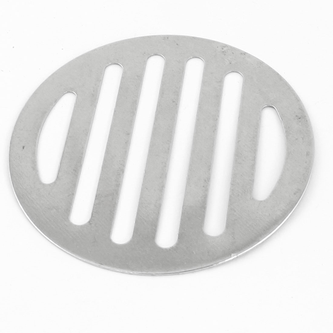 "Kitchen 8.5cm 3.3"" Diameter Round Stainless Steel Floor Drain Cover"
