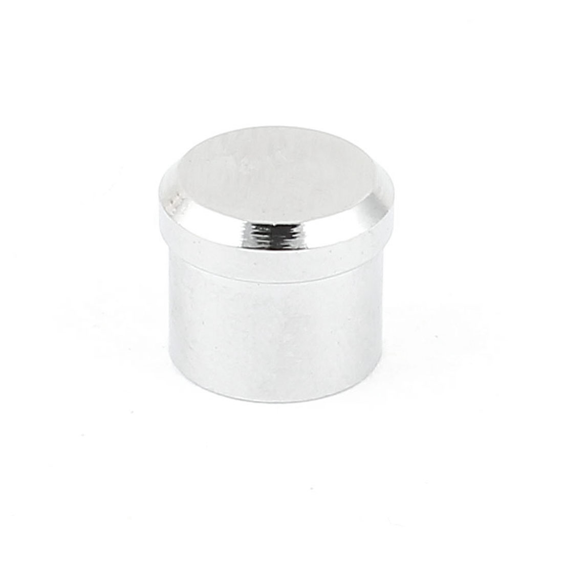 Silver Tone Metal RCA Protector Cap Shielding Dust Proof Cover