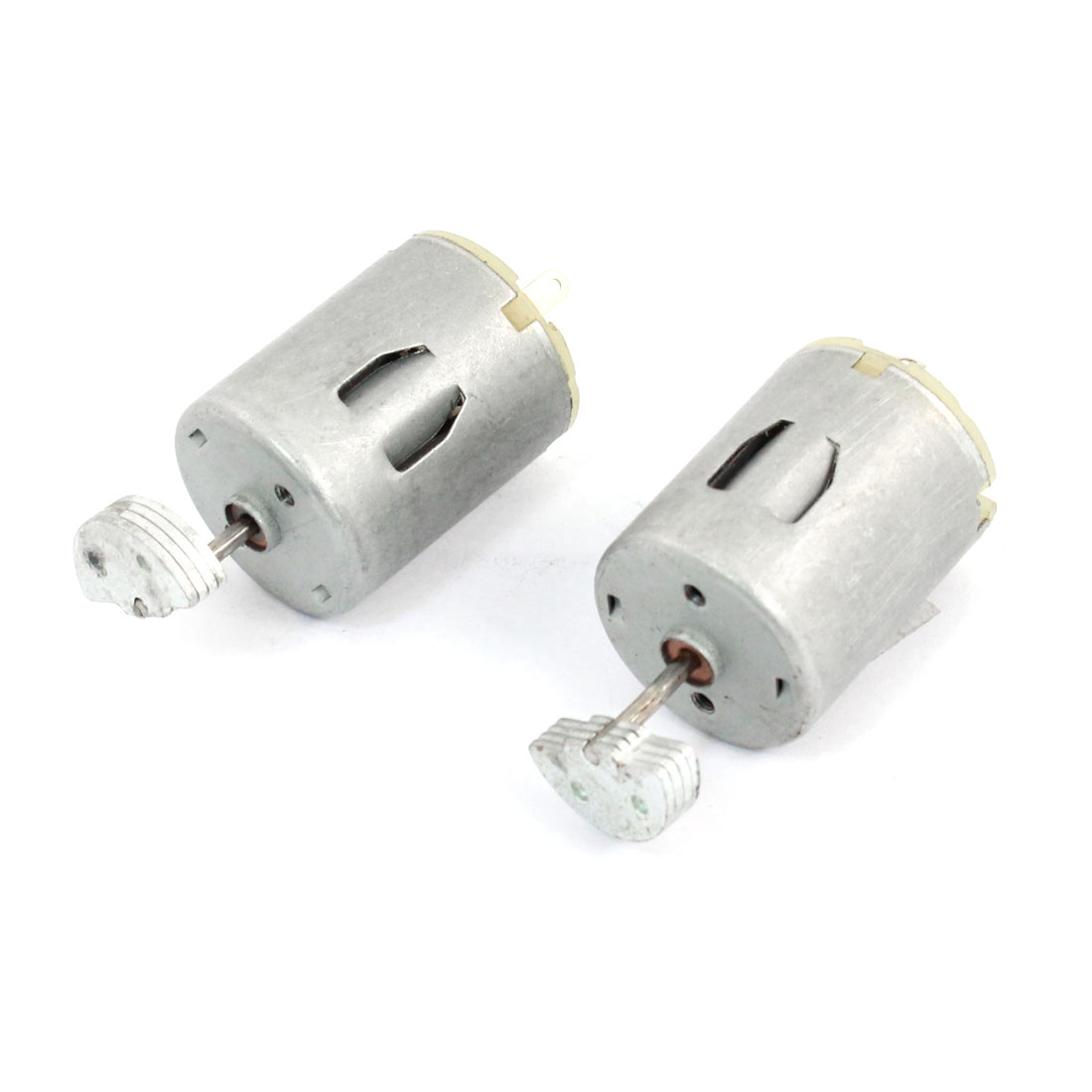 DC 3V-9V 2.2A 13500RPM Output Speed Micro Vibrating Motor 2pcs 30x24mm