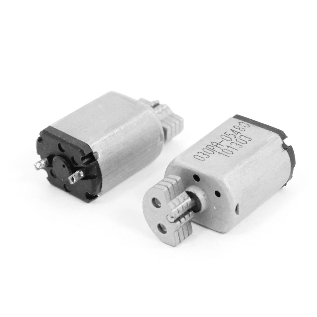 2pcs DIY Toys Cylinder Electric Micro Vibration Motor 3200RPM DC 1.5-9V 0.08A