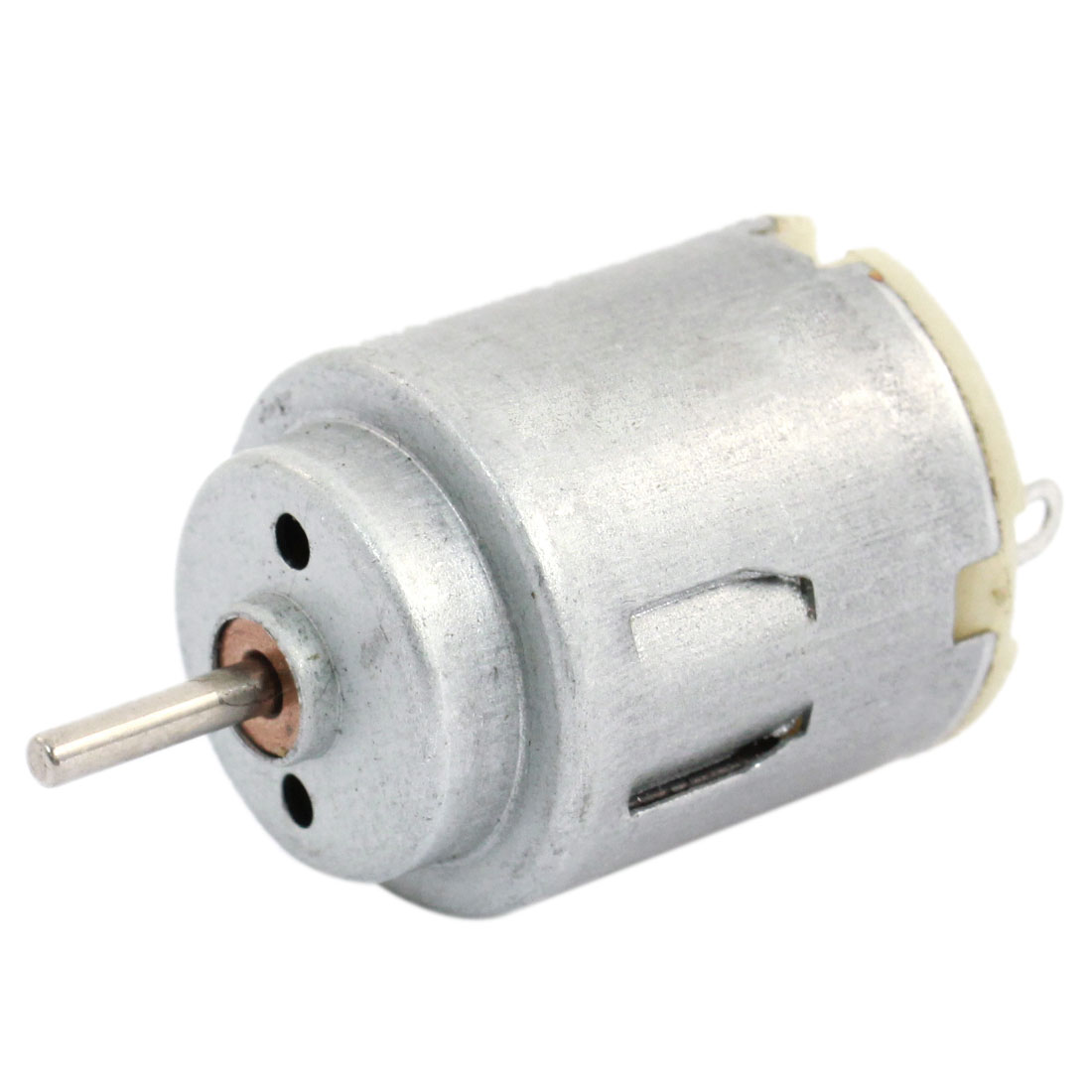 2mm Shaft 20mm Dia Cylindrical High Torque Magnetic Electric Mini Motor 28000RPM DC 3-4.5V