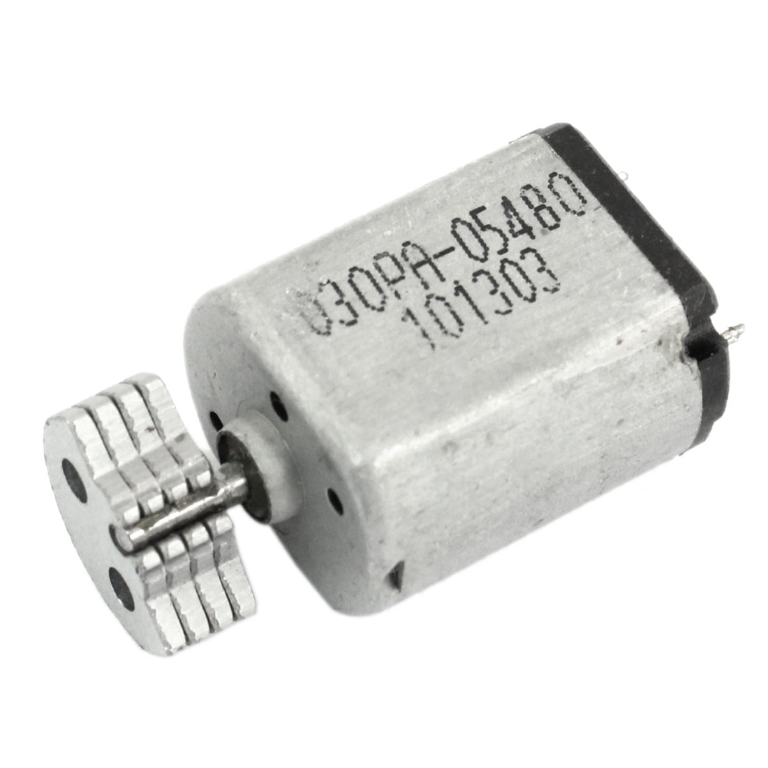 DC 1.5V-9V 0.08A 3200RPM Output Speed Micro Vibrating Motor 18x15x12mm