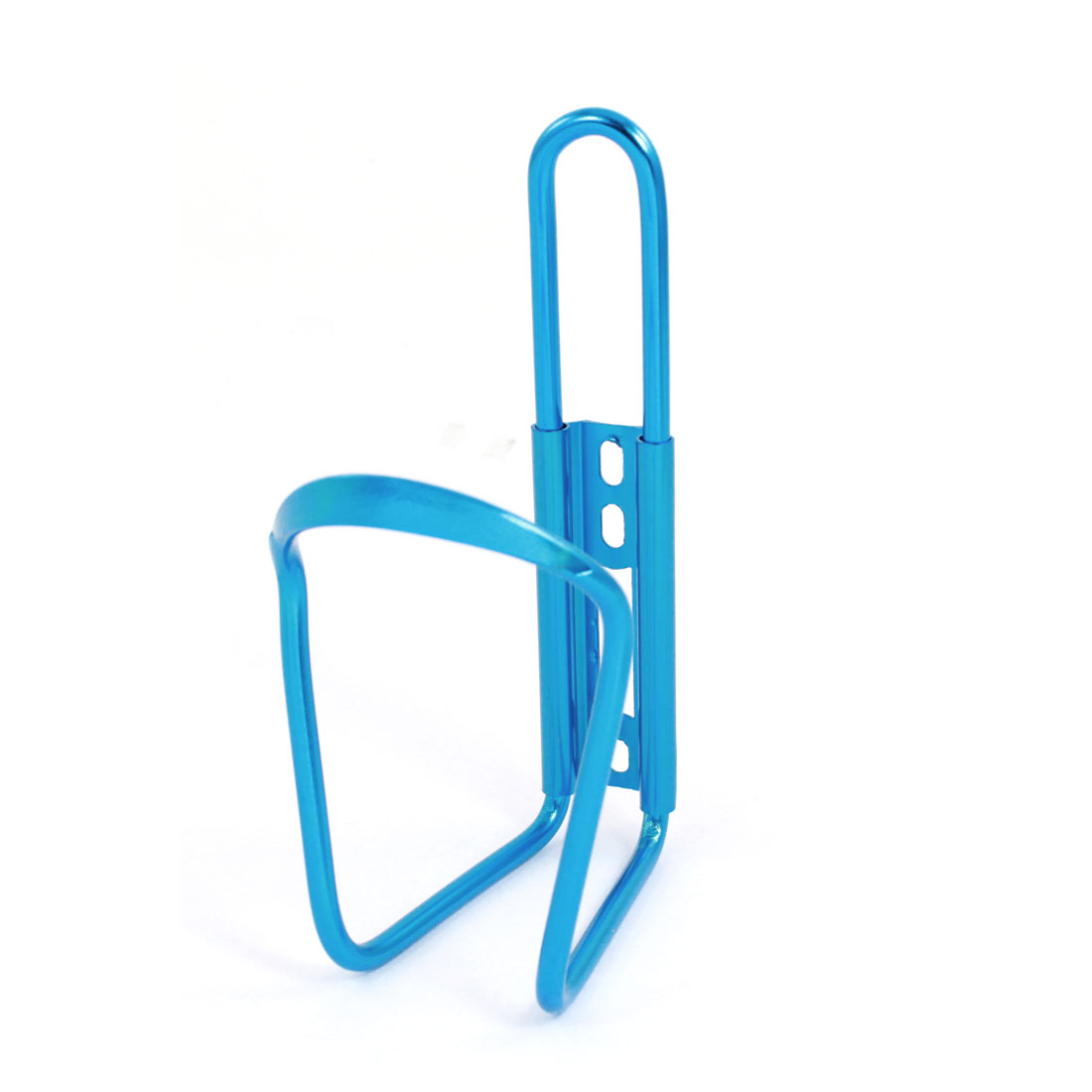 Sky Blue Aluminum Alloy Bottle Cage Bracket Holder for Bikes Cycling