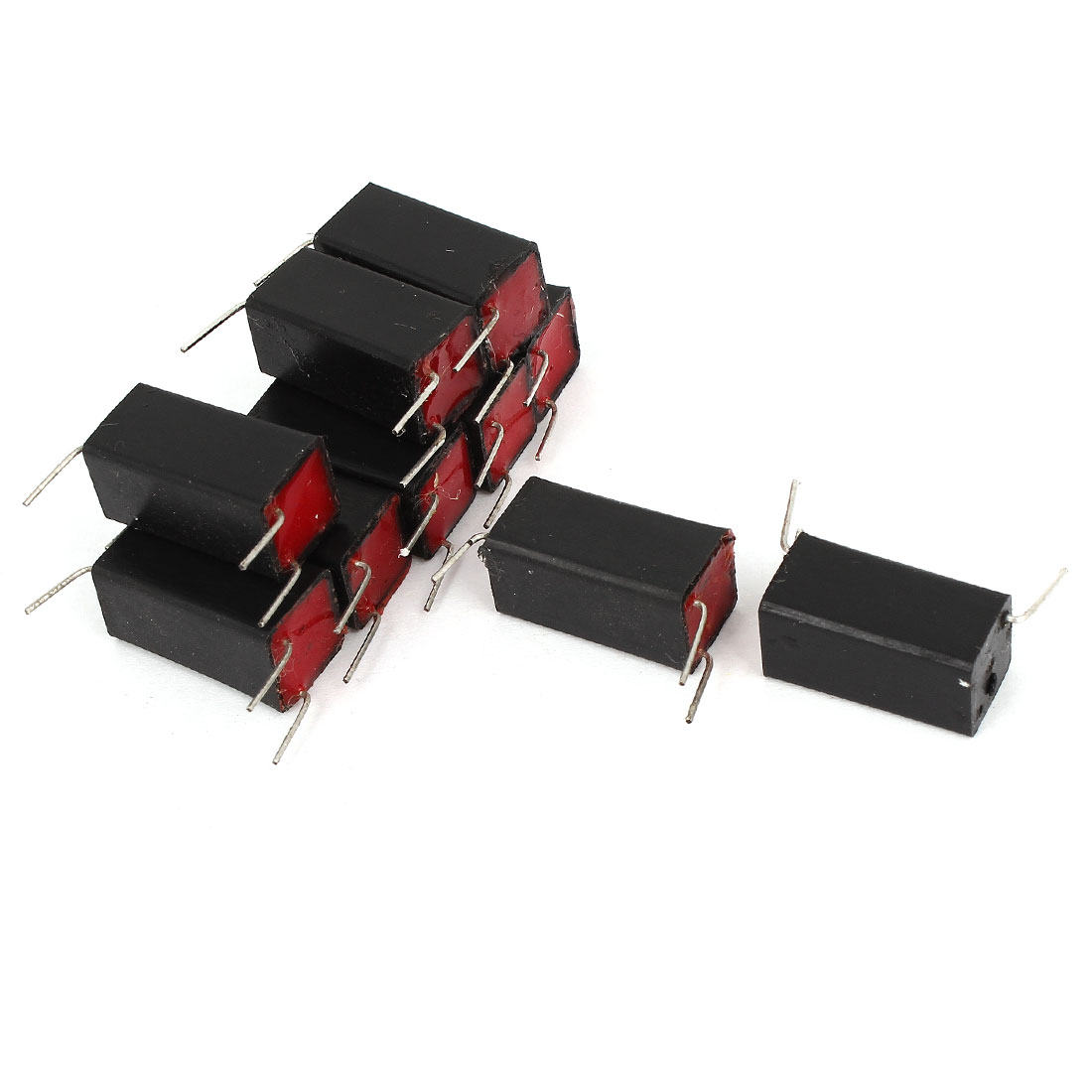 10 Pcs ZS1052-AC Powerful Flash Tube Xenon Trigger Ignition Coil Transformer High Frequency 8KV-10KV