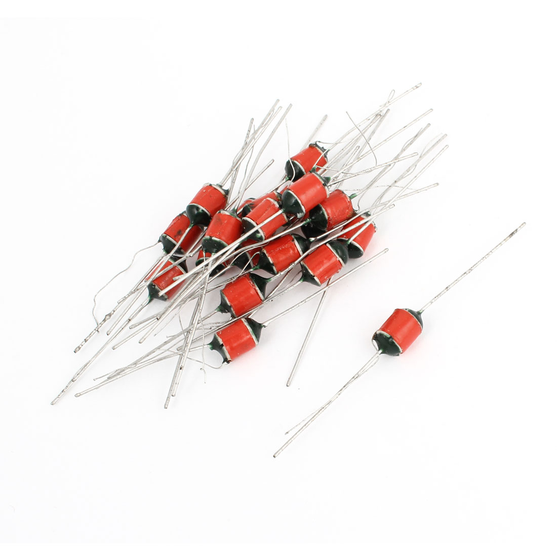 20 Pcs Strobe Powerful Flash Tube Xenon Trigger Coil Transformer High Frequency 6mm x 6mm