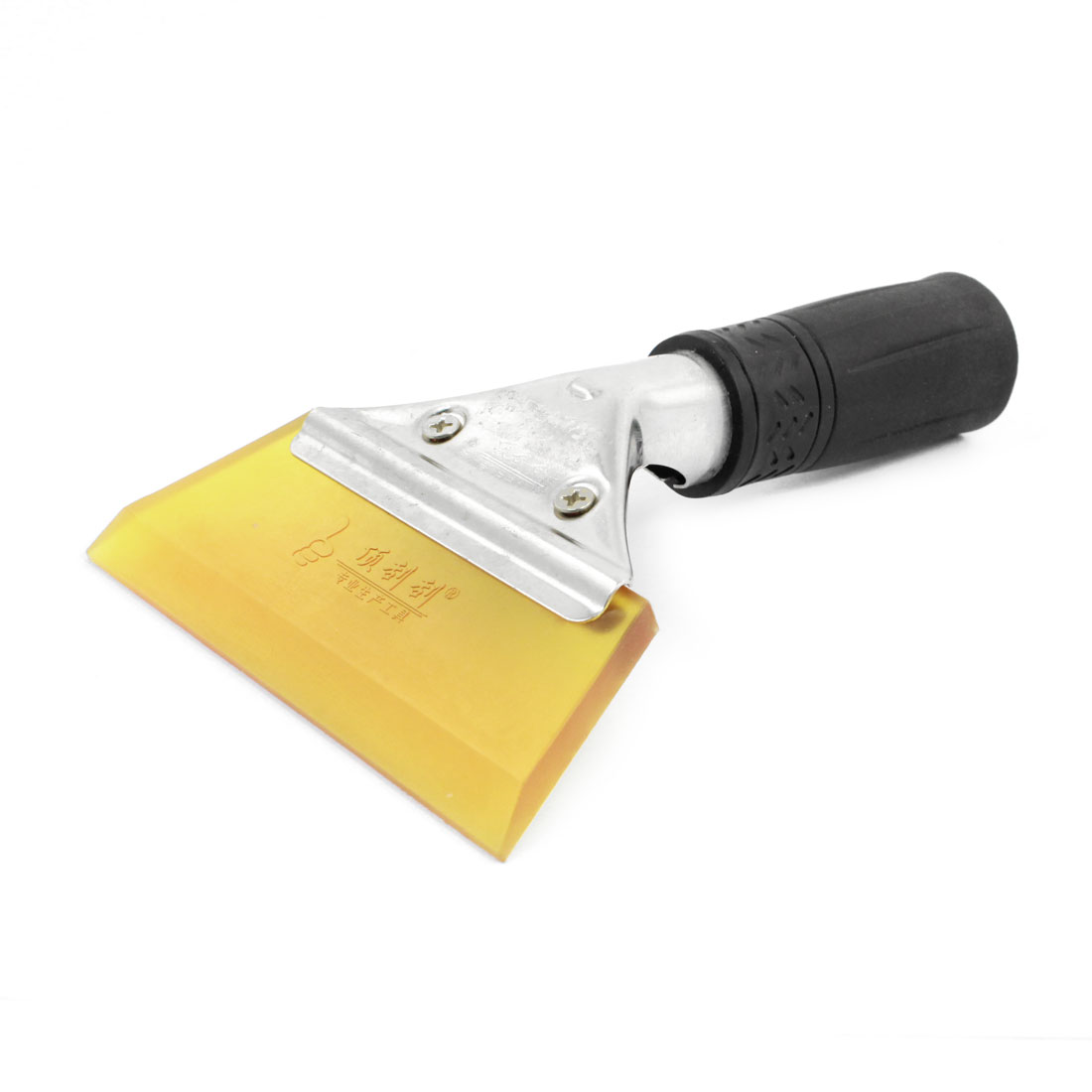 Antislip Handgrip Windscreen Window Film Rubber Blade Scraper for Car