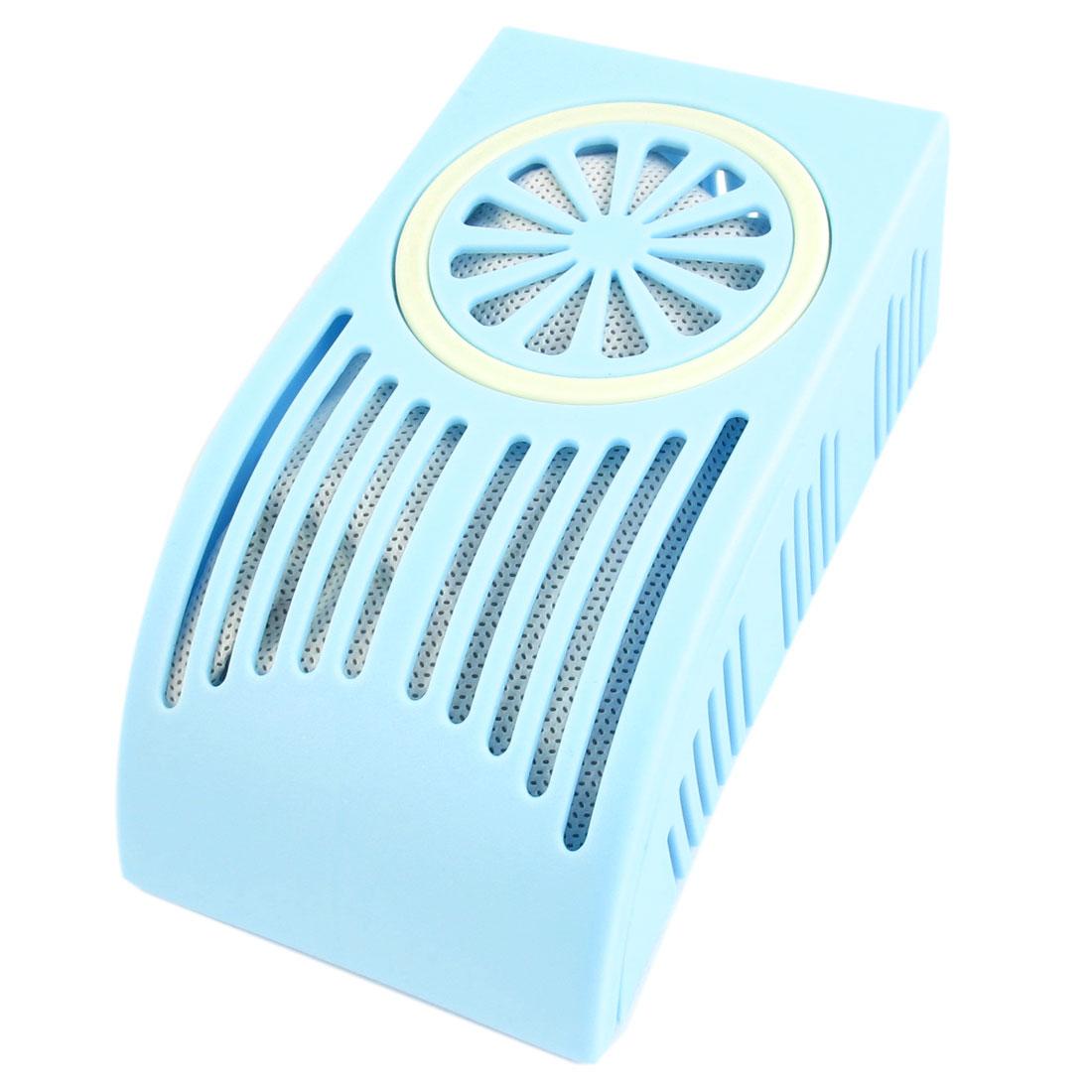 Refrigerator Fridge Bamboo Deodorant Odor Smell Remover Plastic Case
