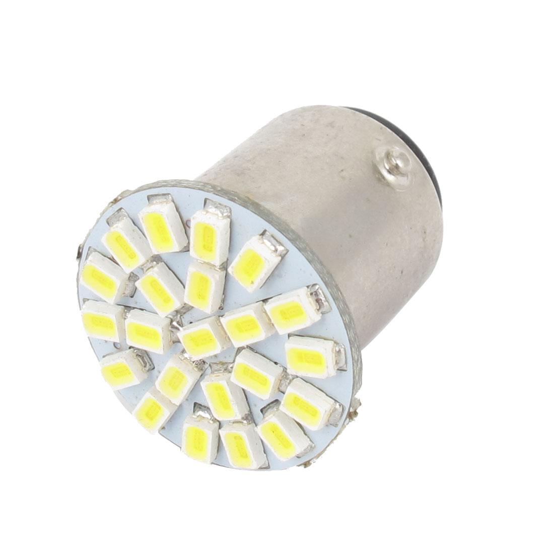 1157 BAY15D 22 White 5050 SMD LED Auto Car Brake Corner Signal Light