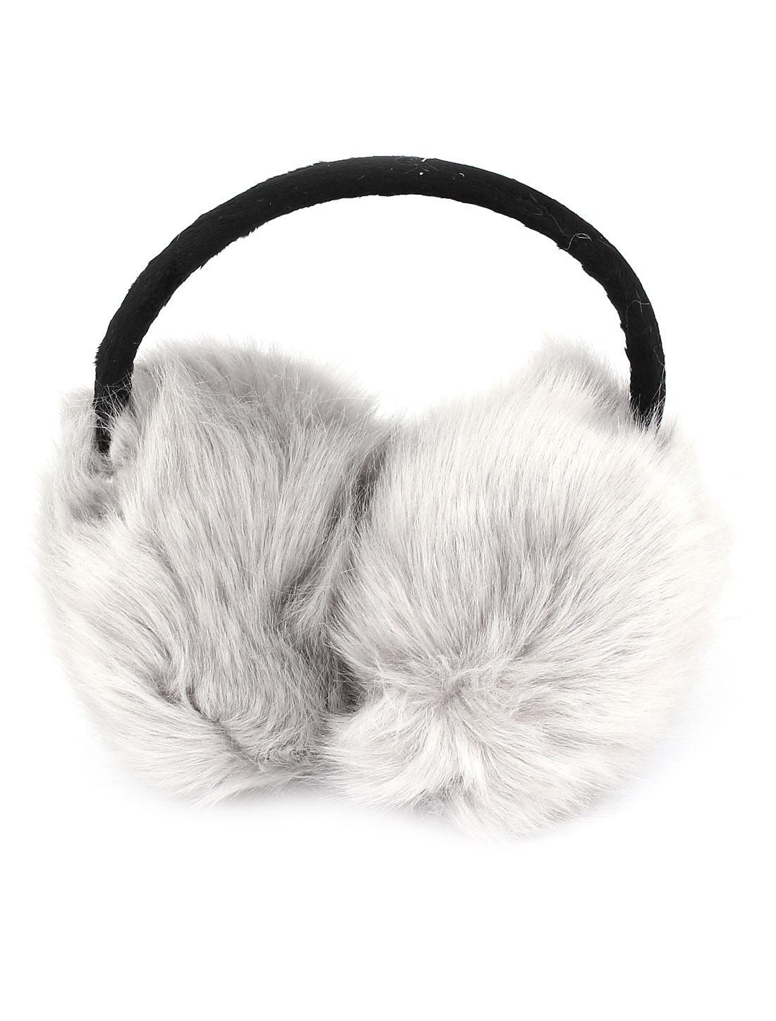 Light Gray Pad Winter Earwarmers Ear Muffs Earmuffs for Women Girls