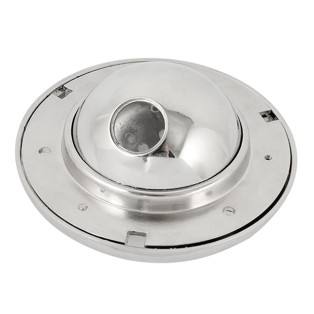 Elevator UFO Shaped Aluminum CCTV Dome Camera Housing Case 10cm Dia
