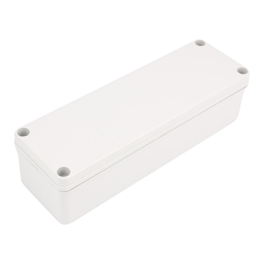 Rectangle Shaped Waterproof Plastic Switch Junction Box 245 x 75 x 65mm