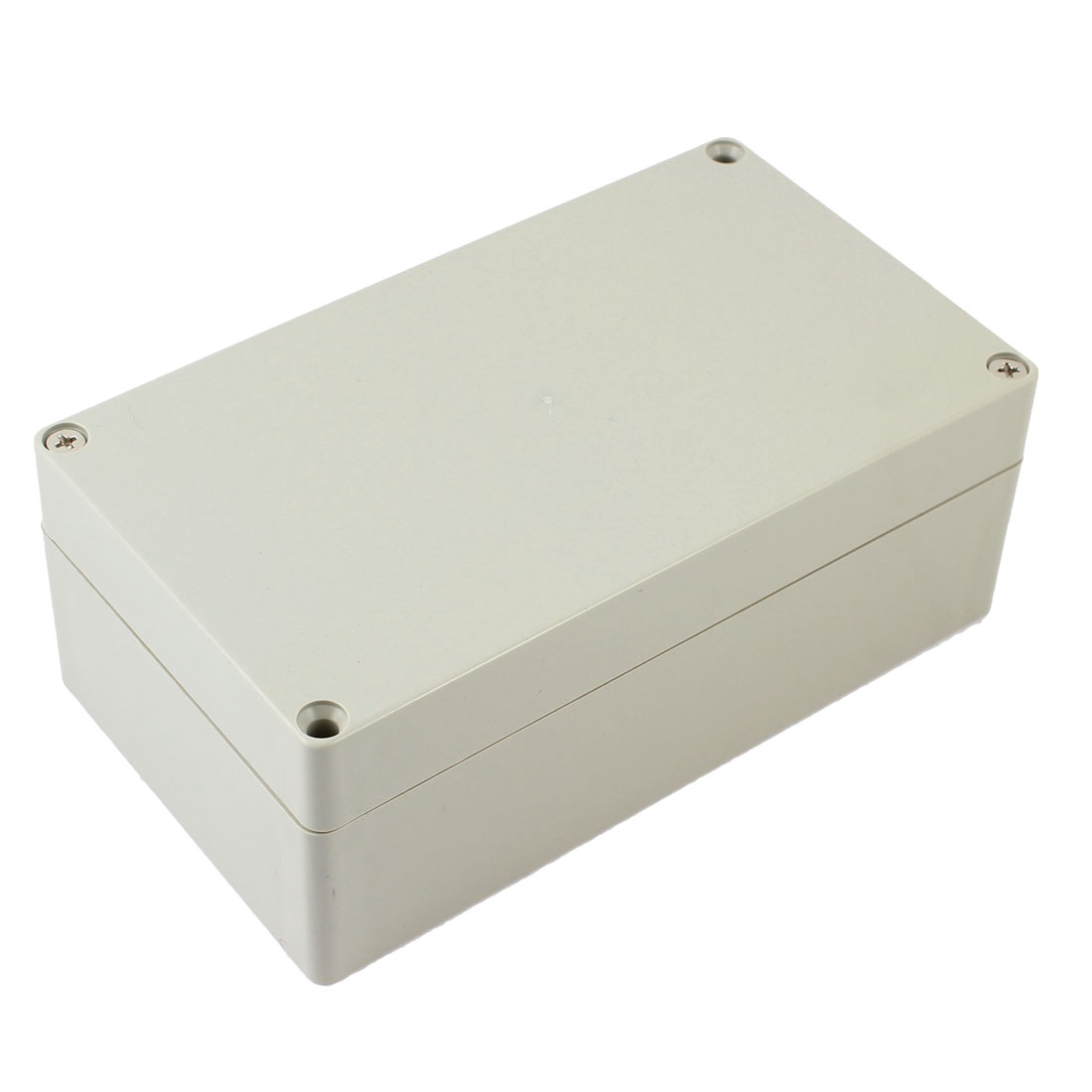 Rectangle Shaped Plastic Switch Junction Box 158 x 90 x 60mm