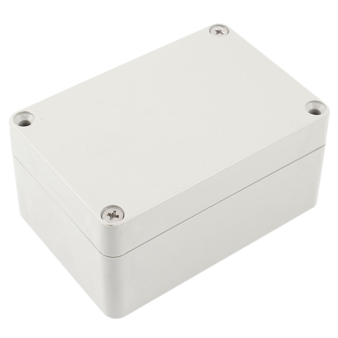 Rectangle Shaped Plastic Switch Junction Box 93x63x46mm