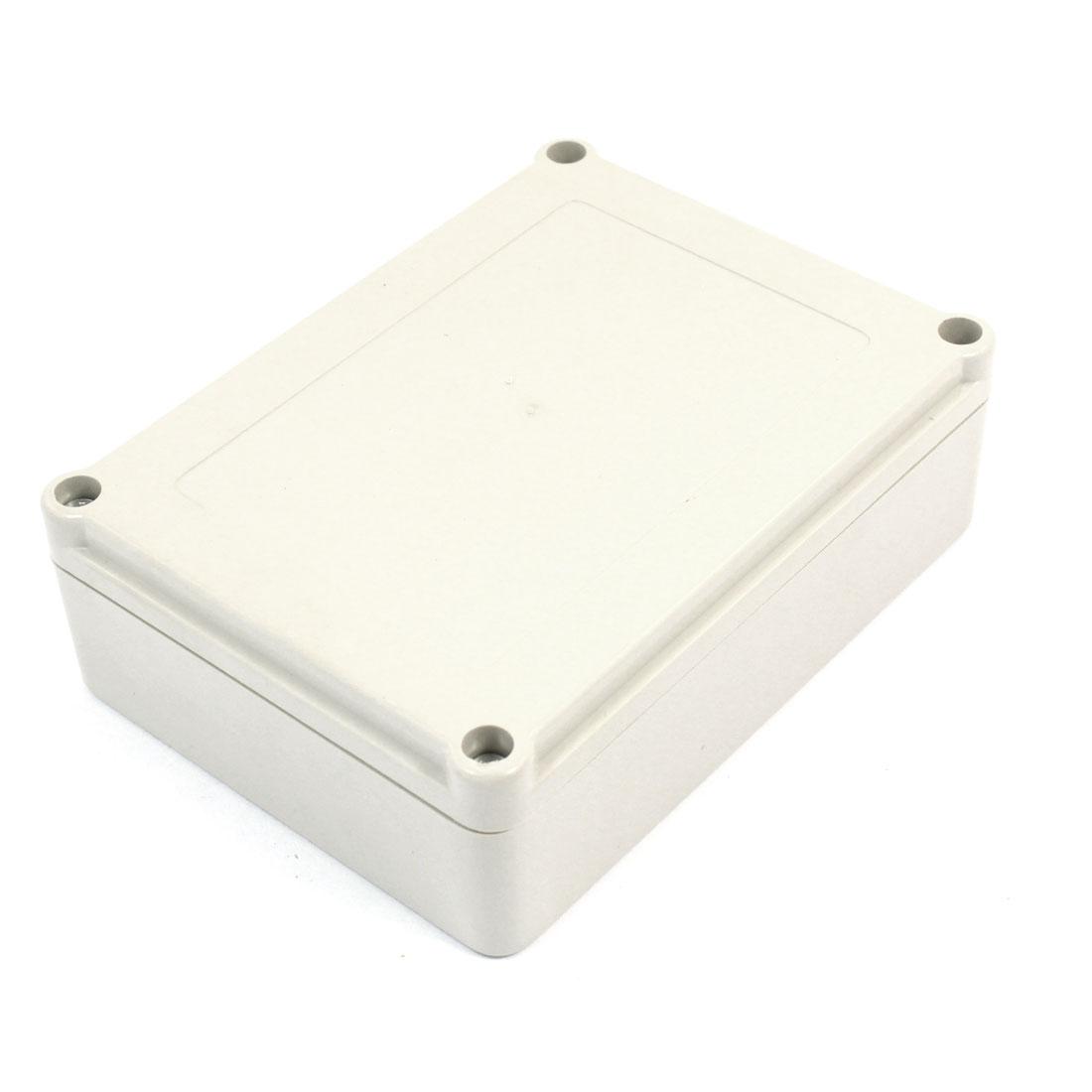 Rectangular Plastic DIY Junction Box Case 140 x 105 x 45mm
