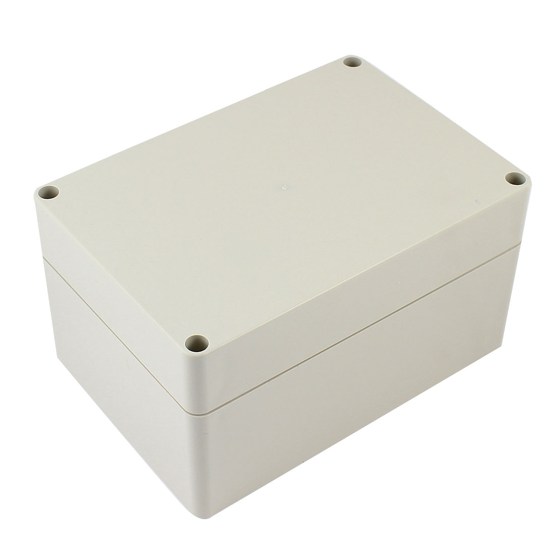 Rectangle Shaped Plastic Switch Junction Box 160x110x90mm