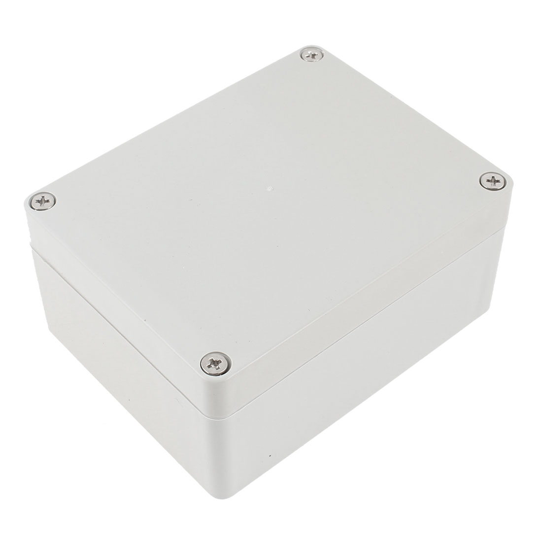 Rectangle Shaped Plastic Switch Junction Box 115x90x55mm