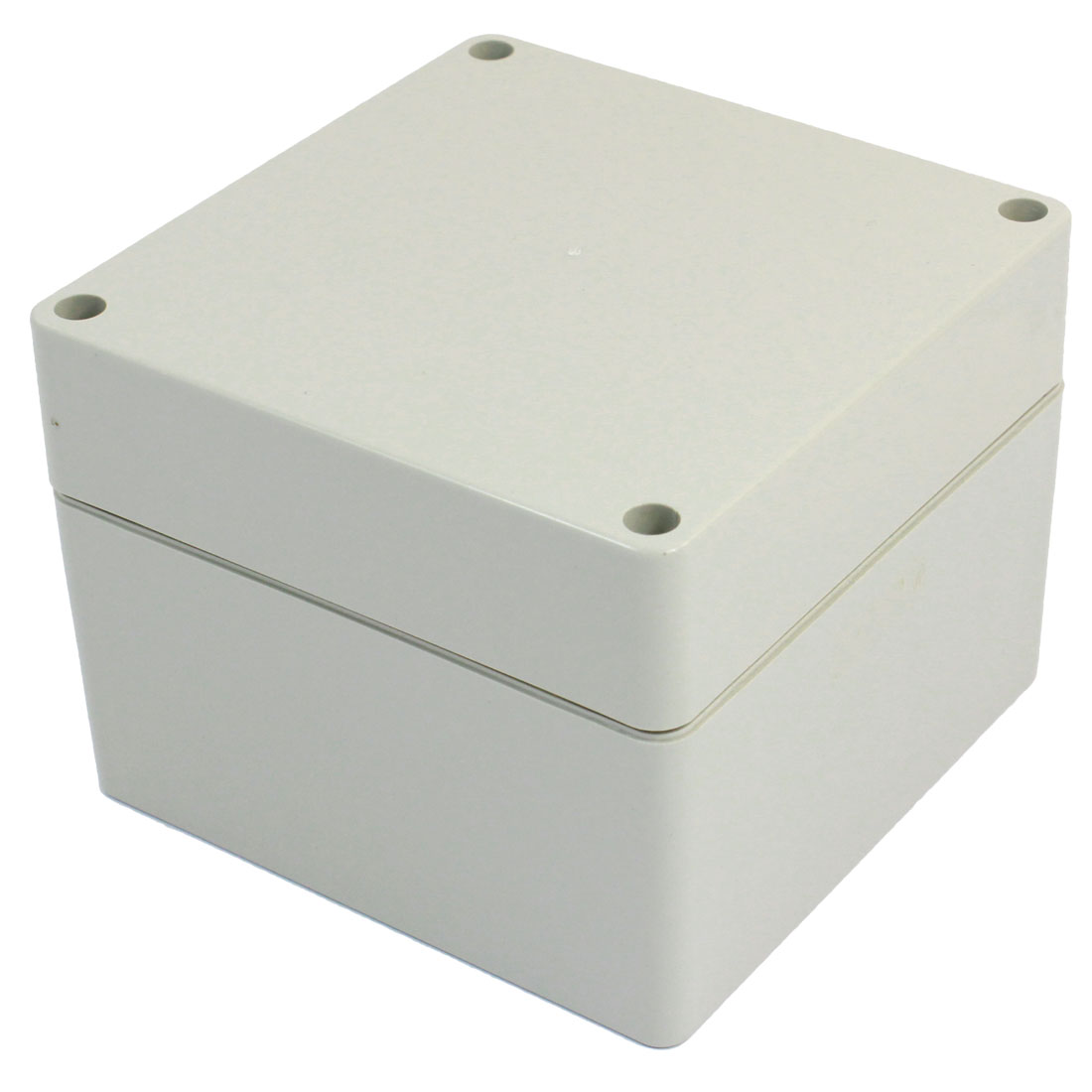 Rectangular Waterproof Plastic DIY Junction Box Case 115 x115 x 88mm
