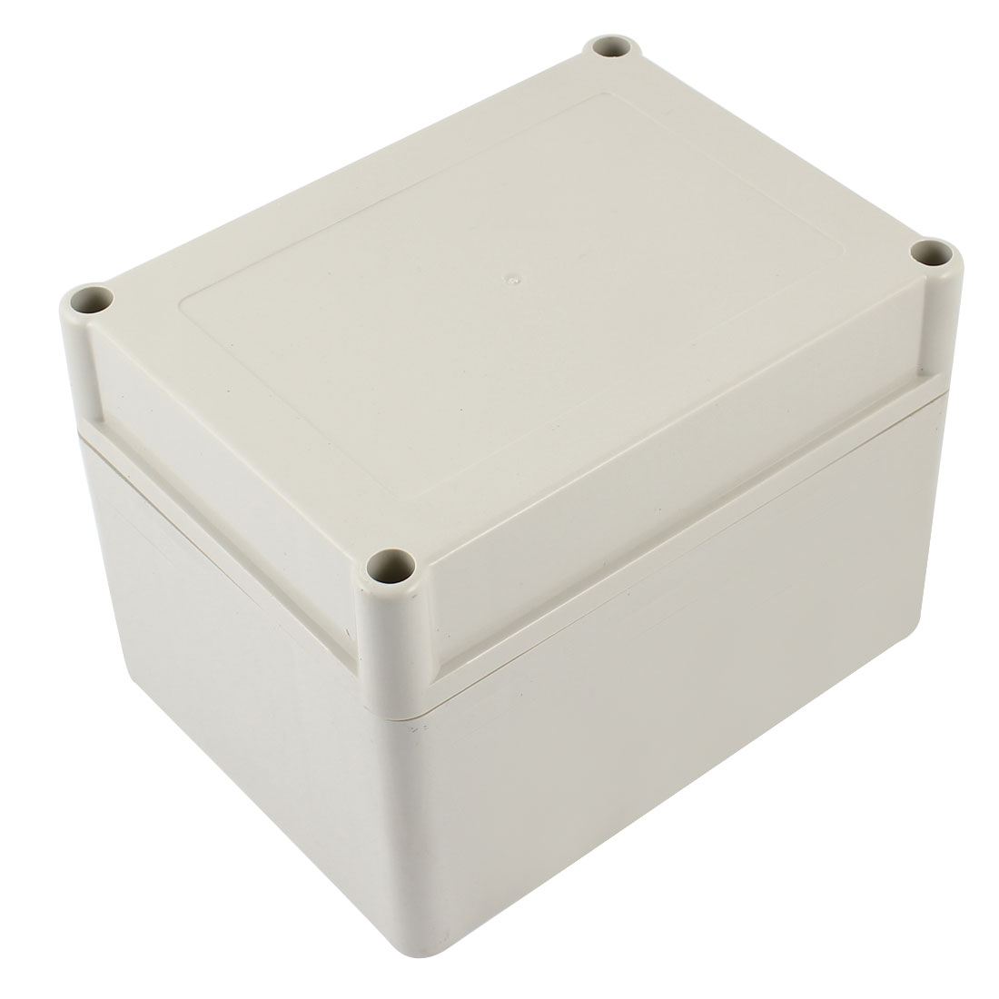 Rectangle Shaped Plastic Switch Junction Box 140x105x100mm