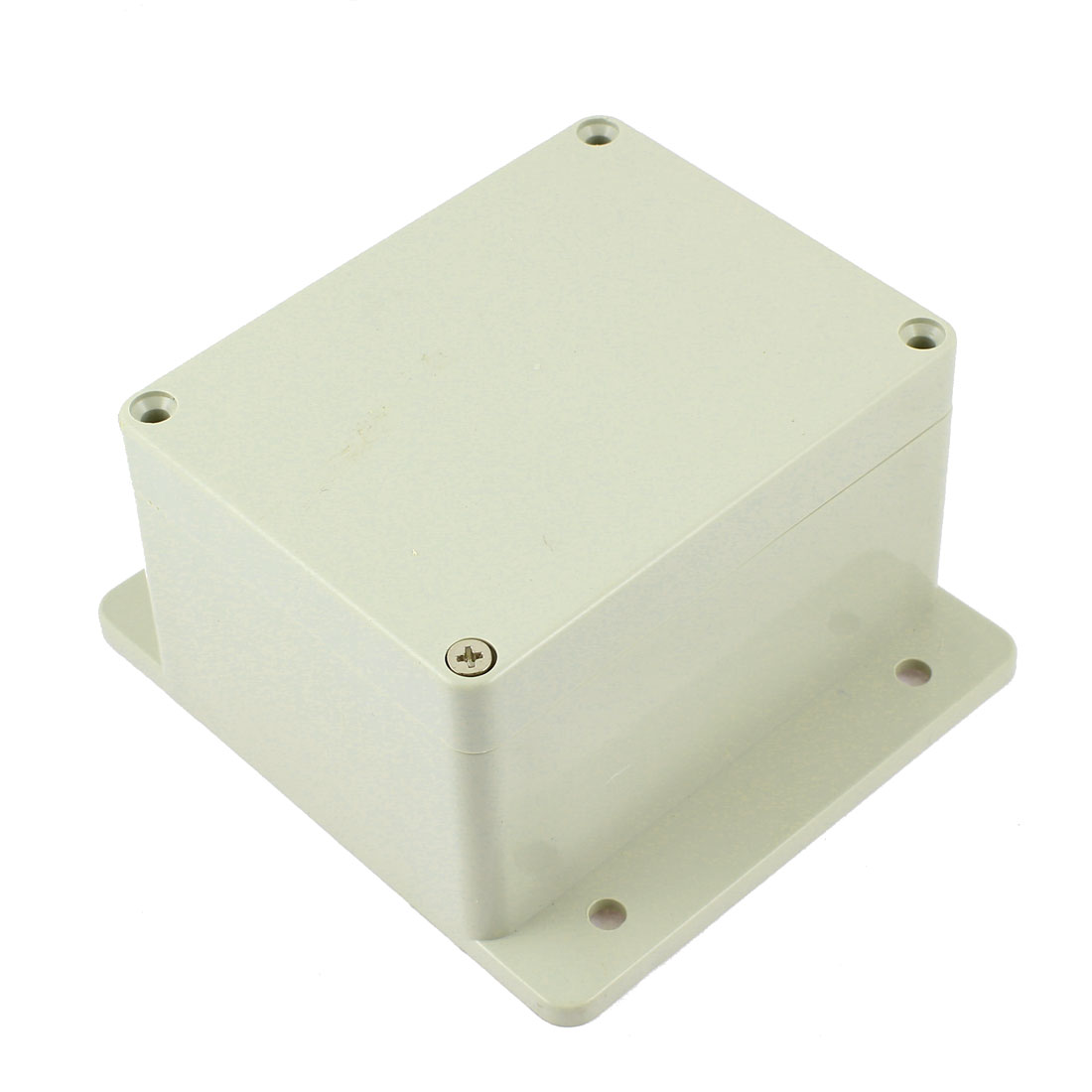 Rectangle Shaped Plastic Switch Junction Box 115 x 90 x 55mm