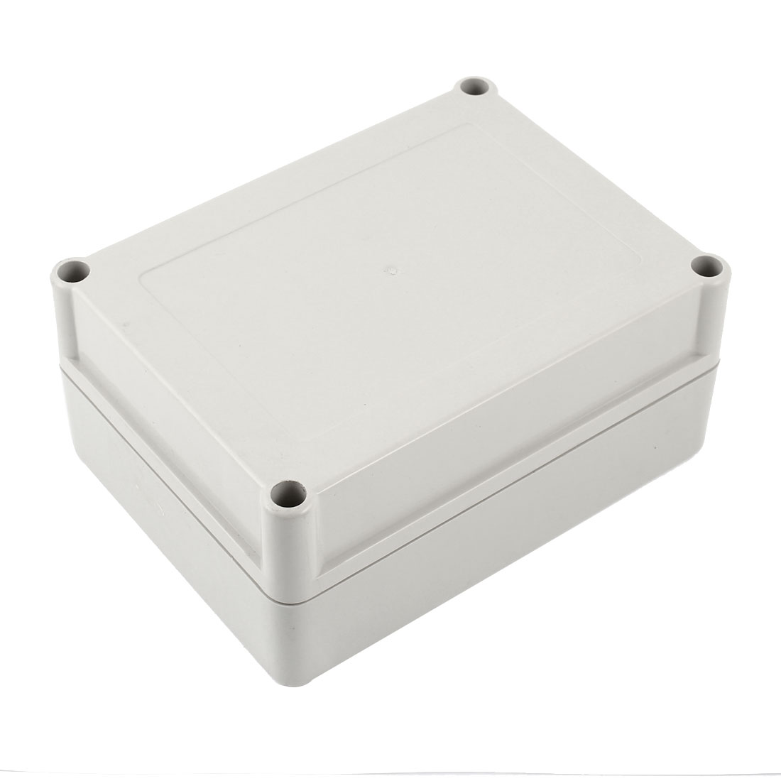 Rectangle Shaped Plastic Switch Junction Box 140x105x63mm